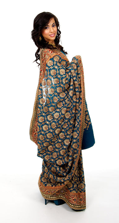 Maharani Indian Wedding Sari