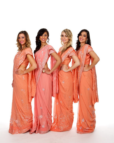 Bridesmaid Saris