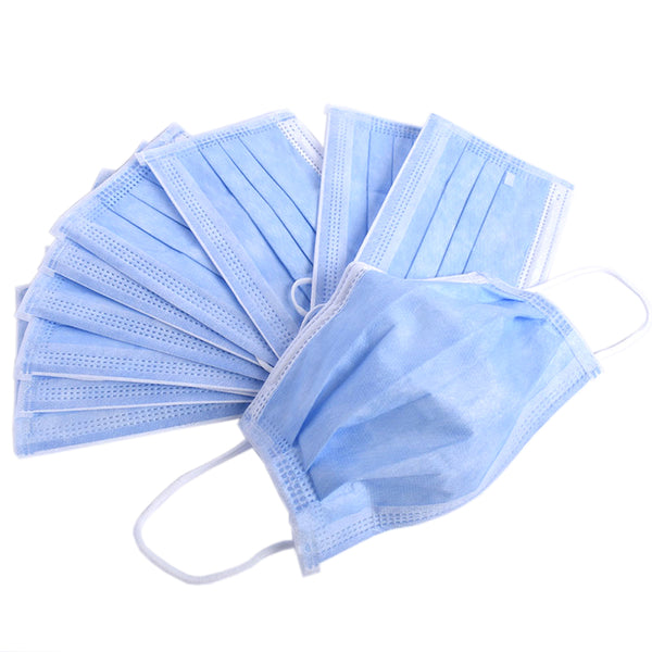 Disposable Surgical 3 Ply Face Mask 50 Pcs Box FDA CE Approved BFE 99%