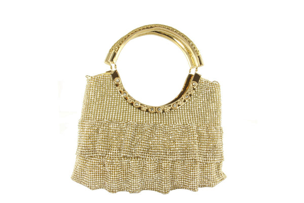 Glimmering Gold Indian Wedding Purse