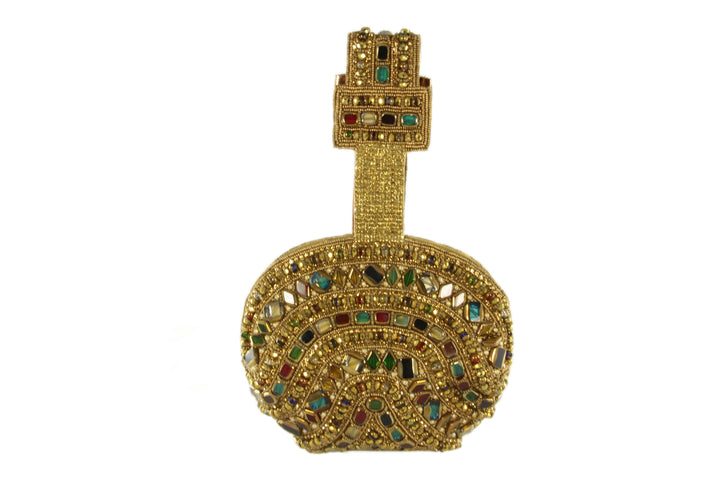 Majestic Jewel Indian Party Clutch