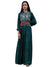 Ritu Kumar Green Embroidered Kurta Dress