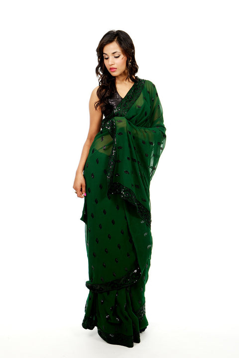 Perfect Party-wear Sari