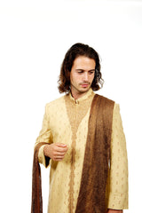 Indian Wedding Sherwani for Men (Rent)