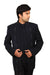 Graceful 3 Piece Blue Traditional Indian Jodhpuri Suit Sherwani For Men