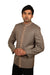 Classic Grey Traditional Indian Jodhpuri Suit Sherwani For Men