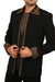 Marvelous Black Traditional Indian Jodhpuri Suit Sherwani For Men