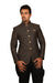 Impressive Coconut Husk Traditional Indian Jodhpuri Suit Sherwani For Men