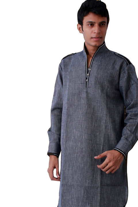 Party Wear Pathani Kurta Set Sherwani - Indian Ethnic Wear for Men