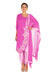 Overlaping Sweet Hot Suit Set With Dhoti Pants