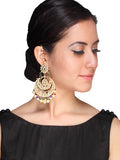 Kundan Earrings - MRR220