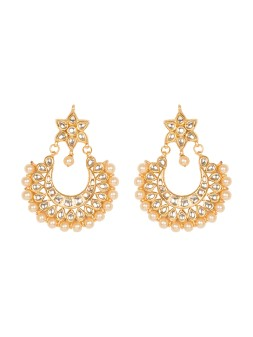 Kundan Earrings - MRR221