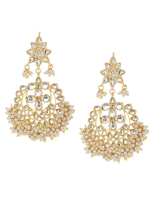 Kundan Earrings - MRR267