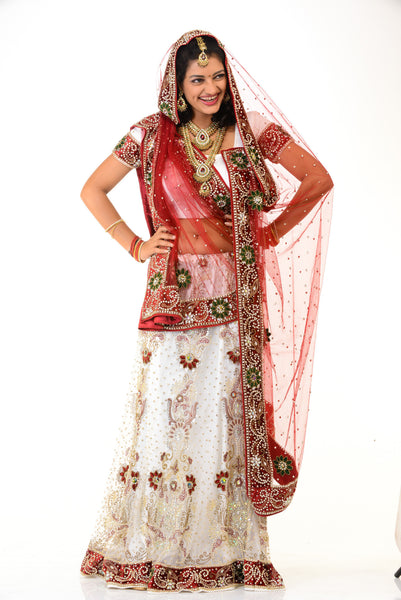 Panetar Style Bridal Lehenga Choli Saris And Things