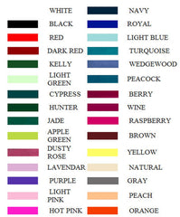Sari Petticoat - All colors available