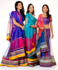 Pretty Bridesmaids Lehenga Choli Sets