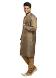 Peru Indian Wedding Kurta Pajama for Men