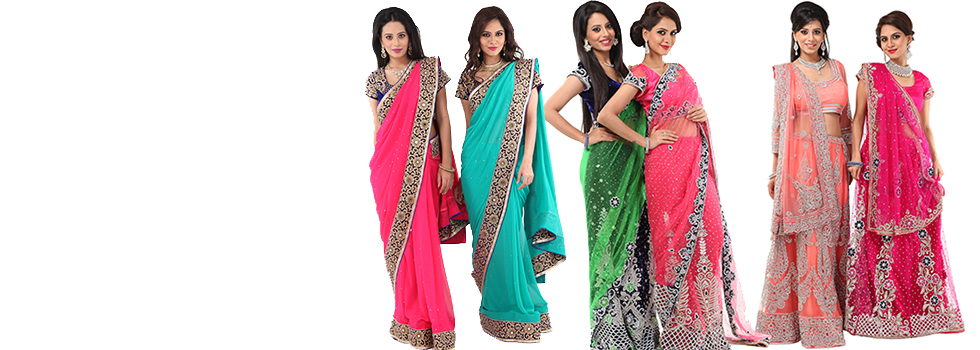Check out our new Sari collection