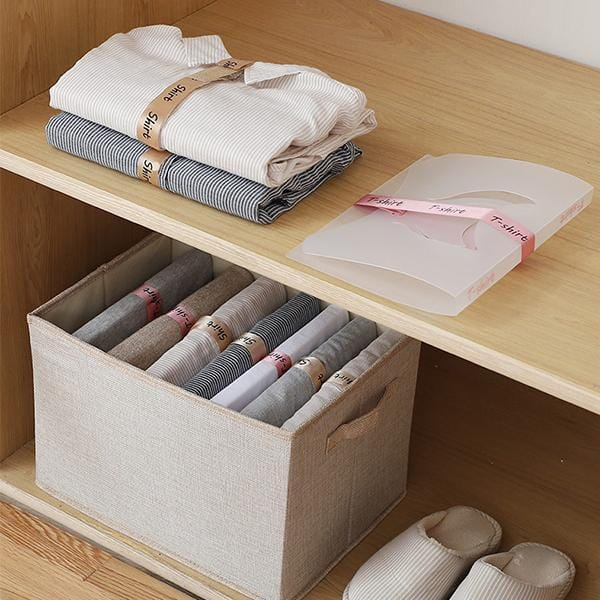 LAZY CLOTHES STACKING BOARD