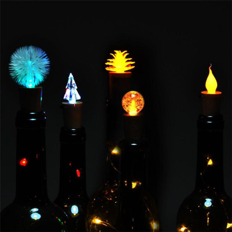 Gorgeous Christmas Bottle Lights(OVER $29 FREEE SHIPPING)