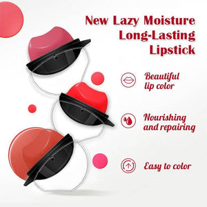 New Lazy Moisture Long-Lasting Lipstick