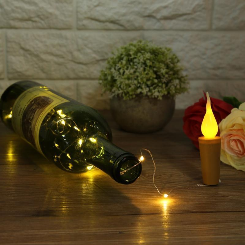 Gorgeous Flame Bottle Lights(OVER $29 FREEE SHIPPING)