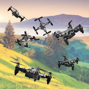 Newest Super High 2 Million Pixels & Powerful Battery Life!!!Foldable Mini Drone Camera-(TOP100 Enjoy 49%OFF)