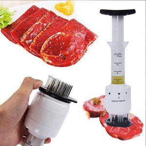 【50% OFF+buy 2 free shipping】Marinade Meat Injector