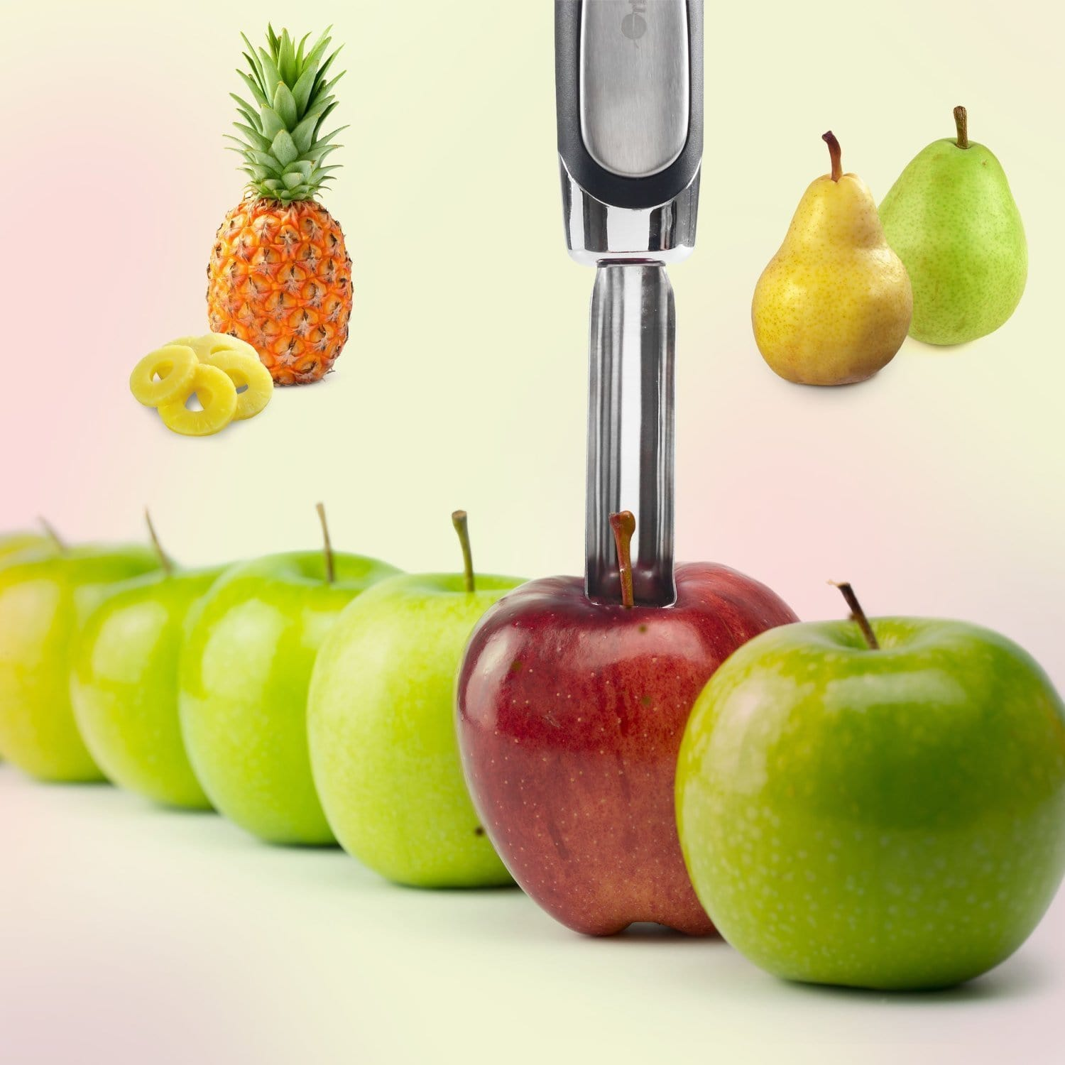Stainless steel corer(50%OFF )
