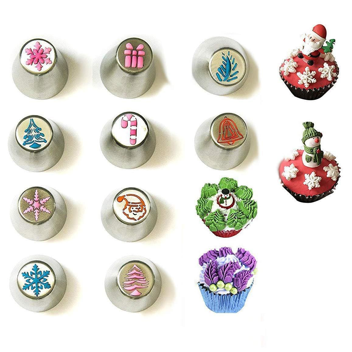 Christmas Cookie Nozzles Kit(BUY 2 FREE SHIPPING)