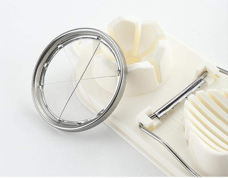 2 In1 Cut Multifunction Kitchen Egg Slicer (50%OFF)