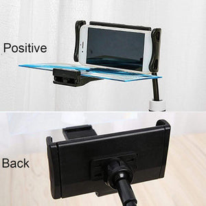 New HD Mobile Phone Screen Amplifier Lazy Bracket Cellphone Stand
