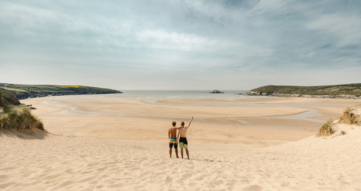 Dream Beach Media work with Tregulland & Co Cornwall and Travel Tonic PR