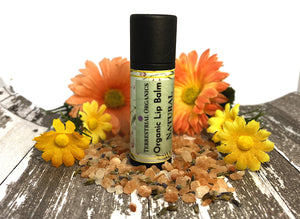 Organic Essential Oil Lip Balm