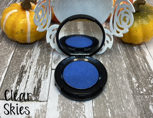 Organic Eye Shadows from 10/23/20