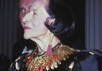 Quote of the Day: Diana Vreeland on Big Jewels