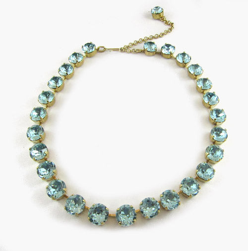 Harlequin Market Crystal Accent Necklace