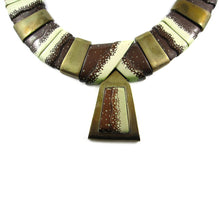 Load image into Gallery viewer, French Vintage 'Bonaz' Necklace