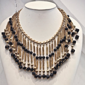Harlequin Market Necklace