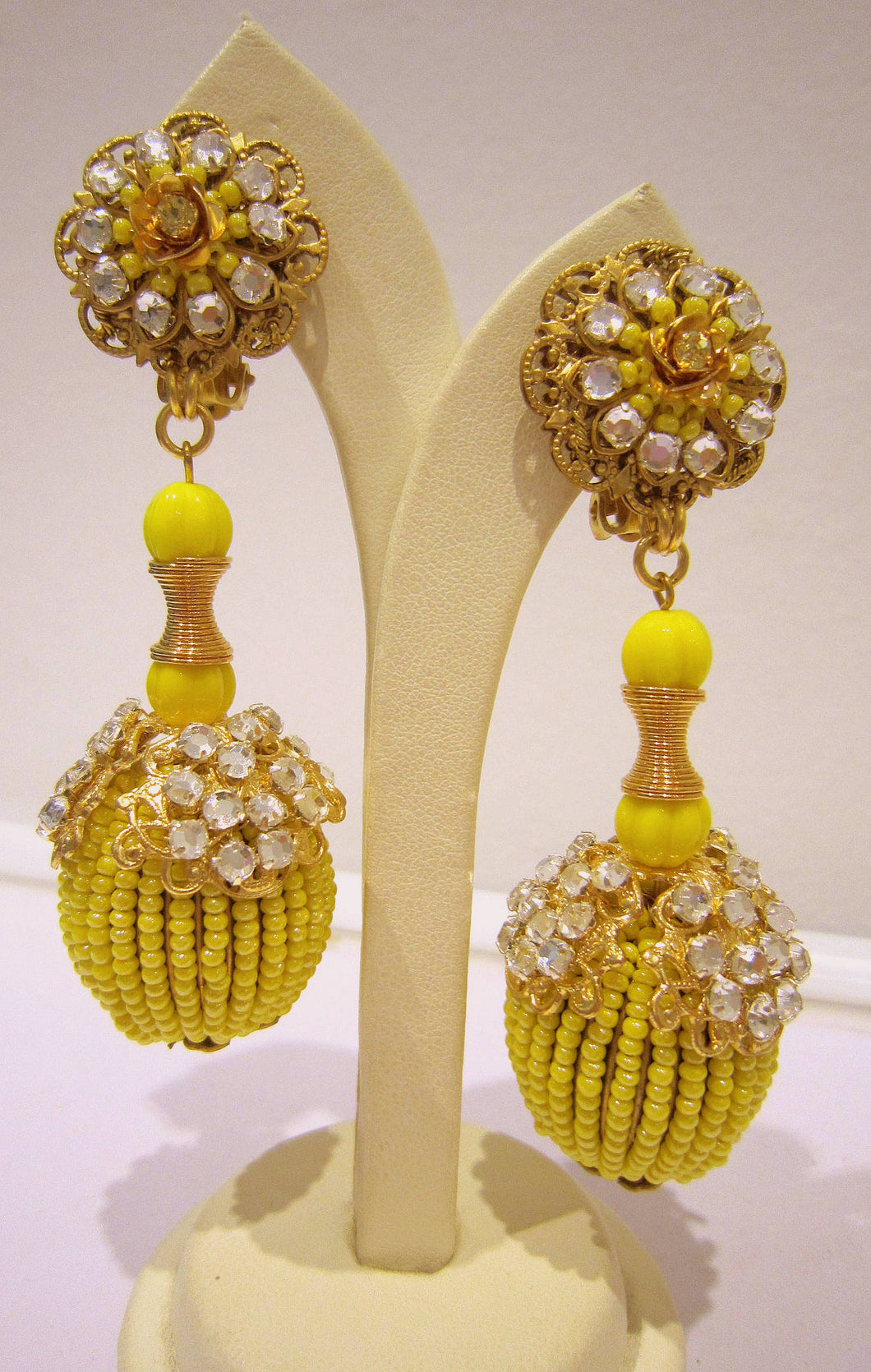 Stanley Hagler Drop Earrings