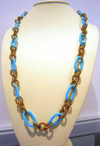 Miriam Haskell Chain Necklace