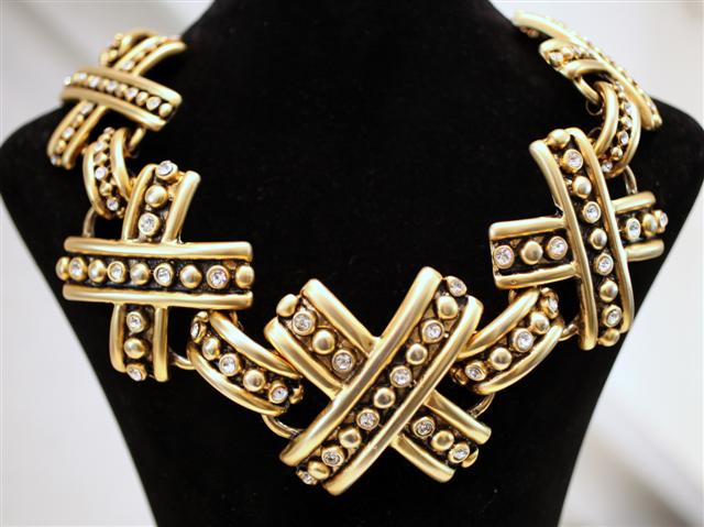Vintage Christian Lacroix Necklace