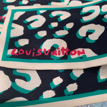 Load image into Gallery viewer, Vintage Louis Vuitton x Stephen Sprouse Bandeau Scarf