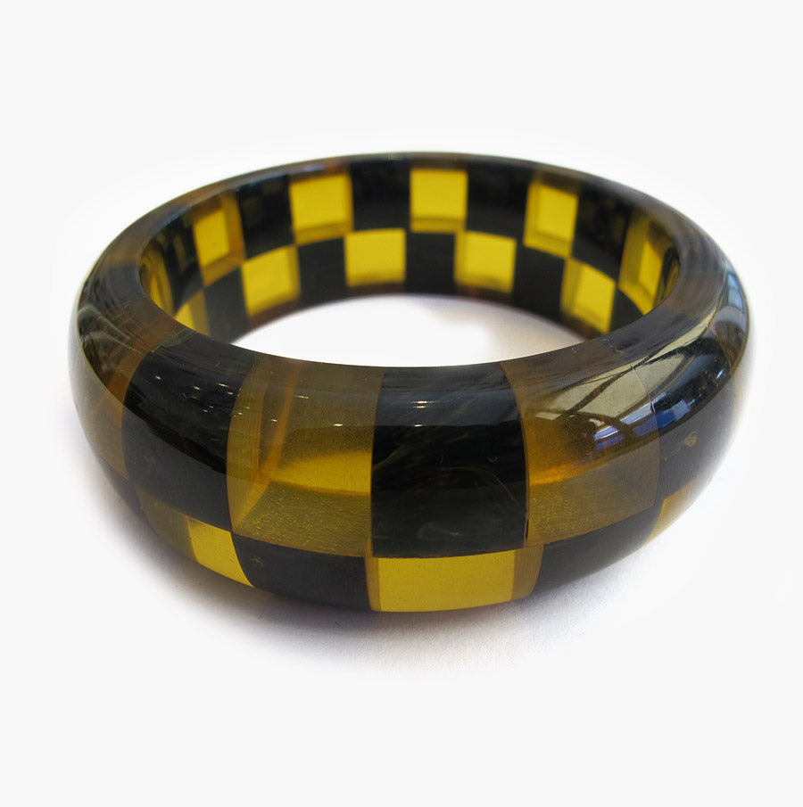 Vintage Bakelite Reworked by 'Shultz'