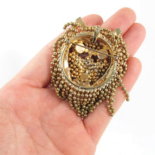 Load image into Gallery viewer, Vintage Dog Brooch-Pendant