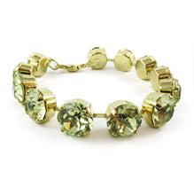 Load image into Gallery viewer, Harlequin Market Crystal Bracelet - Jonquil