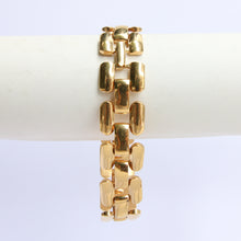 Load image into Gallery viewer, USA Vintage Classic Single Chain Link Bracelet c.1960