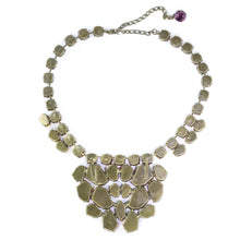 Load image into Gallery viewer, Harlequin Market Large Austrian Crystal Neckpiece