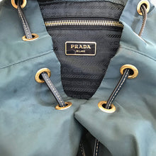 Load image into Gallery viewer, Pre Owned Prada Tessuto Nylon Backpack