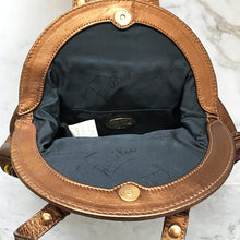 Load image into Gallery viewer, Emilio Pucci Vintage Silk - Leather Purse c. 1990